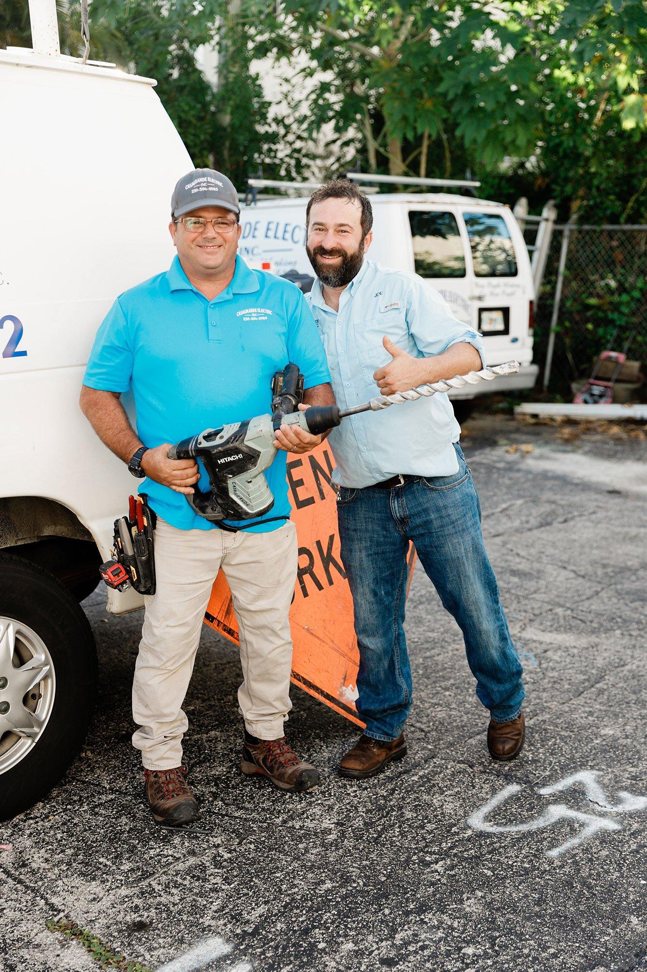 electrician jobs naples fl