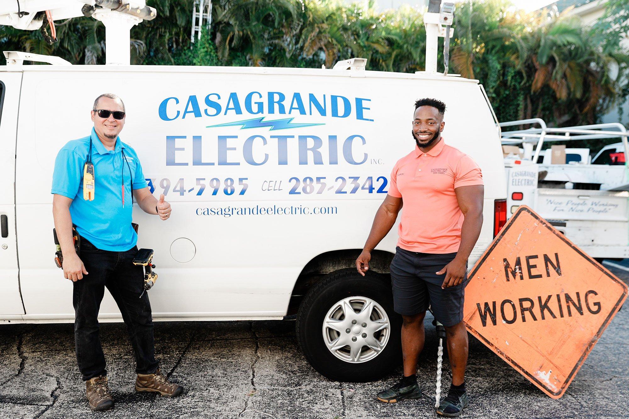 hiring electricians naples fl